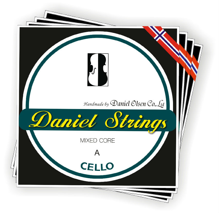 Cello Strings Mixed Core 40 USD SET