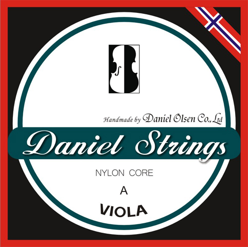 Viola Strings Nylon Core 78 USD SET